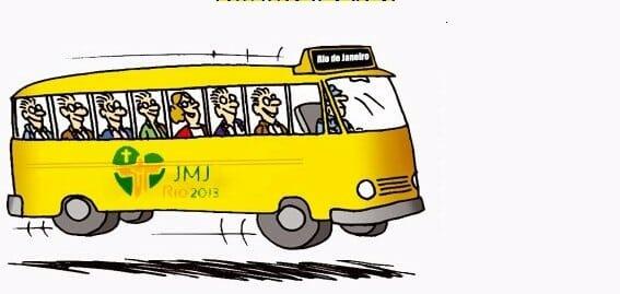 JMJ RIO 2013 Excursão