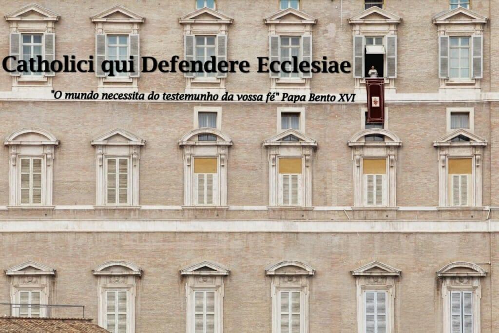 Melhores fan pages católicas - Católicos que defendem a Igreja