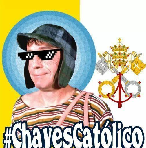 Melhores fan pages católicas - Chaves Católico