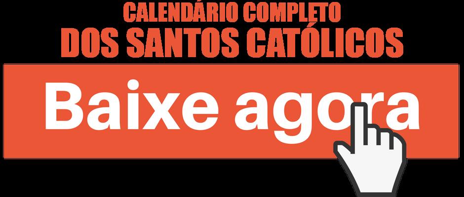 Calendario Santos.Dias Dos Santos Catolicos Veja O Calendario Com Todas As Datas