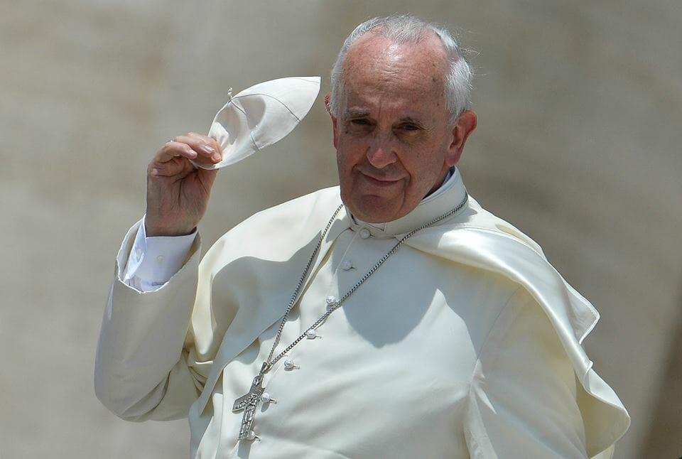Papa Francisco e a Juventude Católica