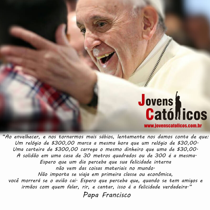 Papa Francisco Frases Do Papa Francisco Que Vão Te Edificar