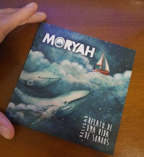 Moryah Rock - Religar (Relato de uma vida de Sonhos) - Rock Católico