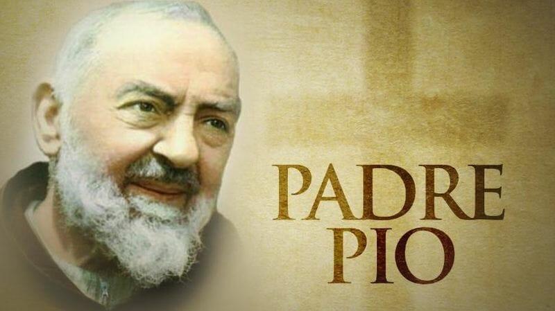 Padre Pio De Frases Oração Filme Milagres Veja